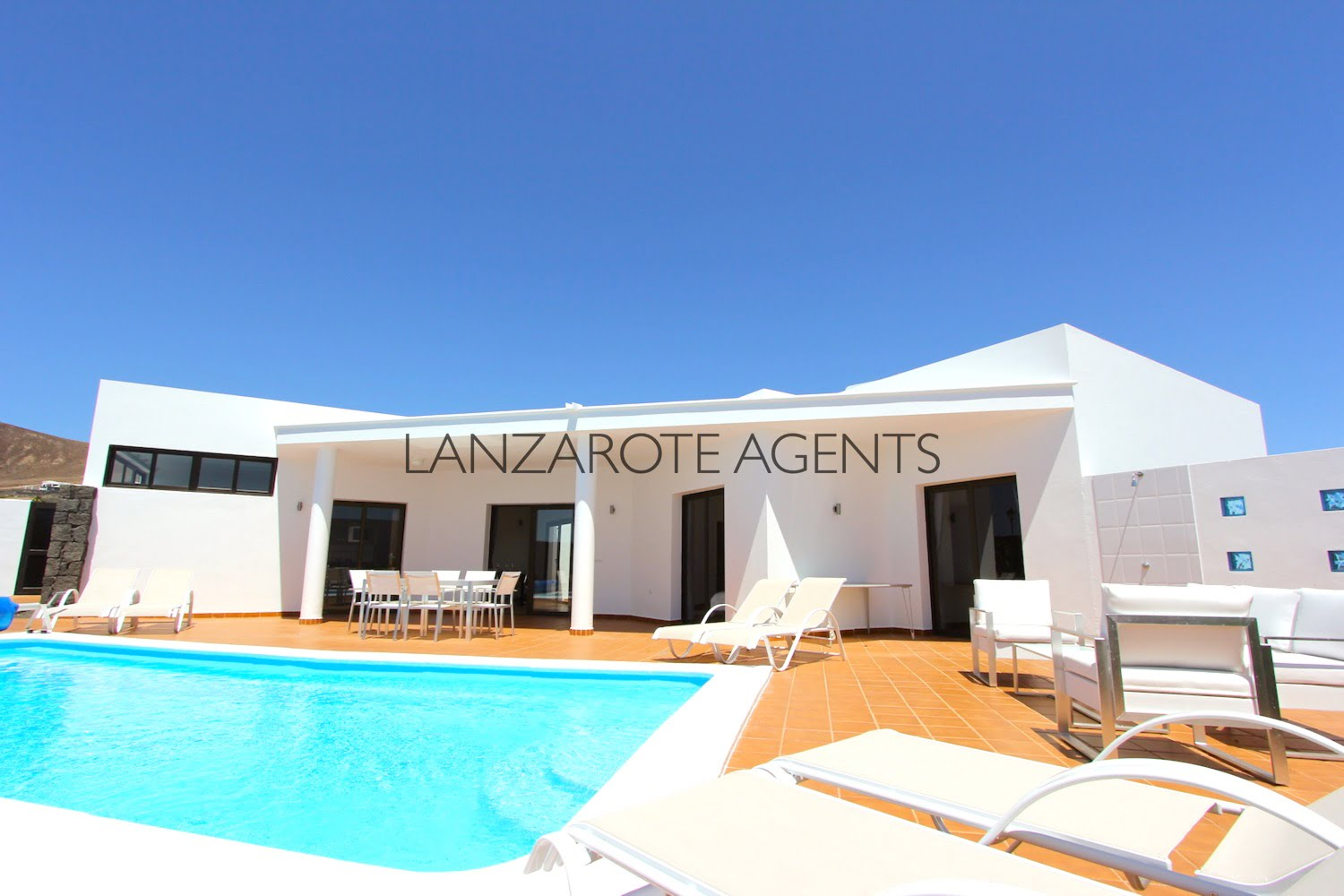 Fabulous Independent 3 Bedroom Villa with Private Pool and Ready to Move in or Continue Renting!