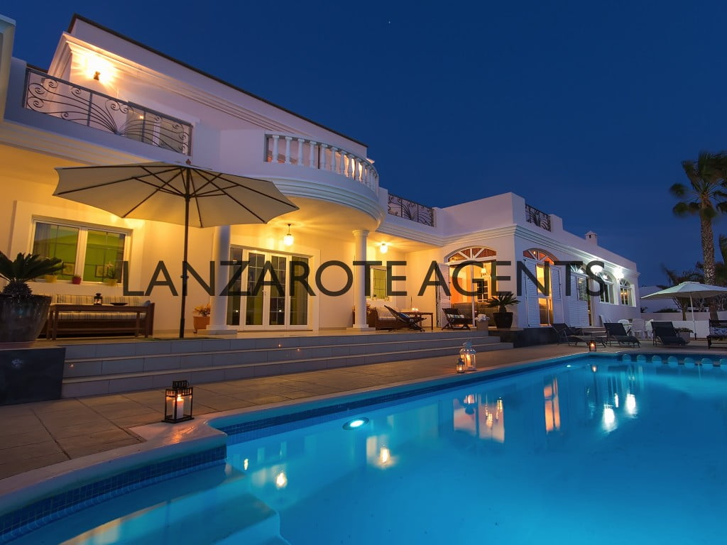 FABULOUS LUXURY PROPERTY IN COSTA TEGUISE, NOW REDUCED PRICE!!!