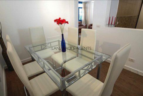 Marina Azul dining room new