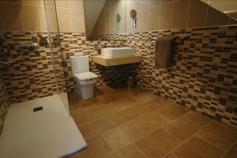 Marina Azul downstairs bathroom new
