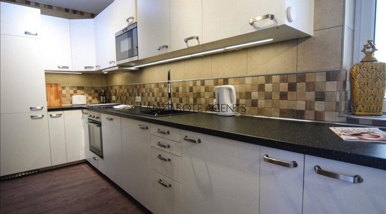 Marina Azul kitchen new
