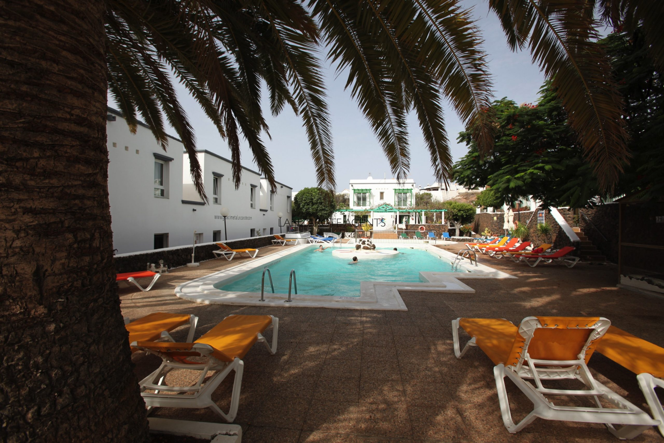 Perfect One Bedroom Ground Floor Apartment on a Tourist Complex in Matagorda, a Quiet Residential area in Puerto del Carmen