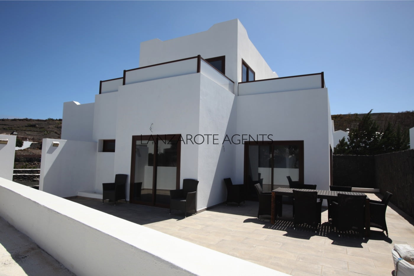 Great New Detached Four Bedroom Modern Villa in Uga with Tourist License Vv