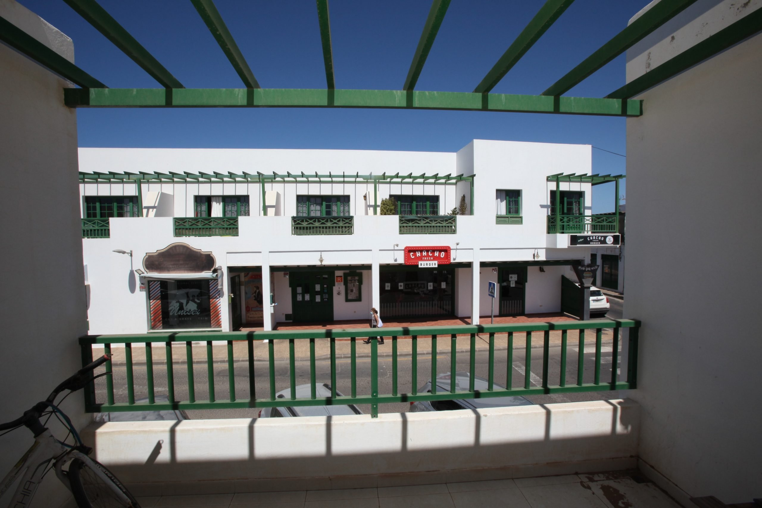 Two Bedroom Flat with Balcony in Playa Blanca Town Centre