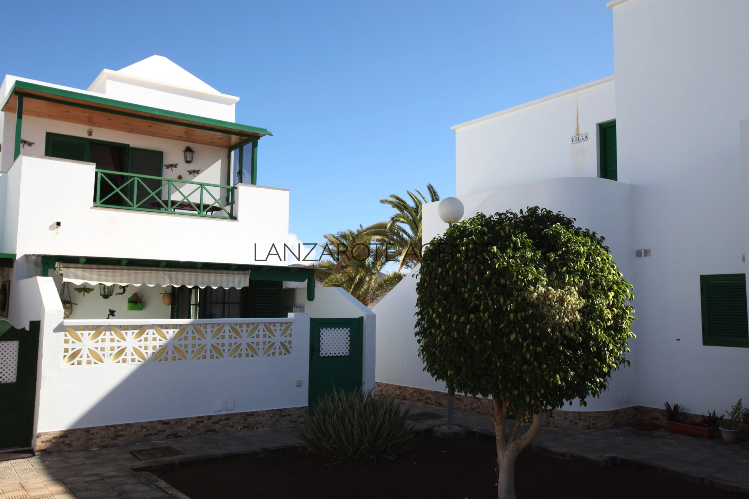 Charming Two Bedroom Ground Floor Apartment at only 5 min to Dorada Beach