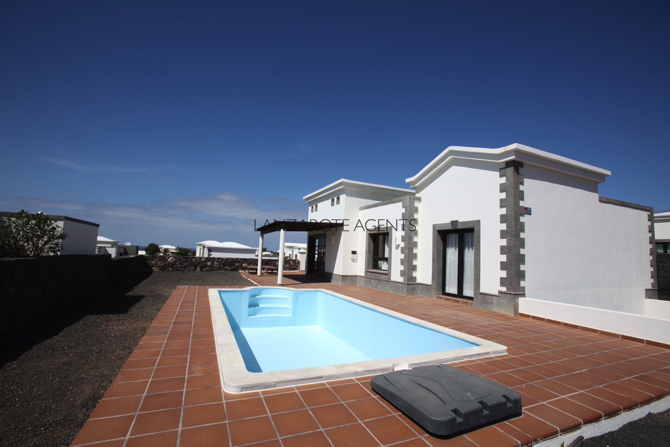 Fabulous Detached Villa In the Light House Area with Panoramic Sea Views and Massive Potential