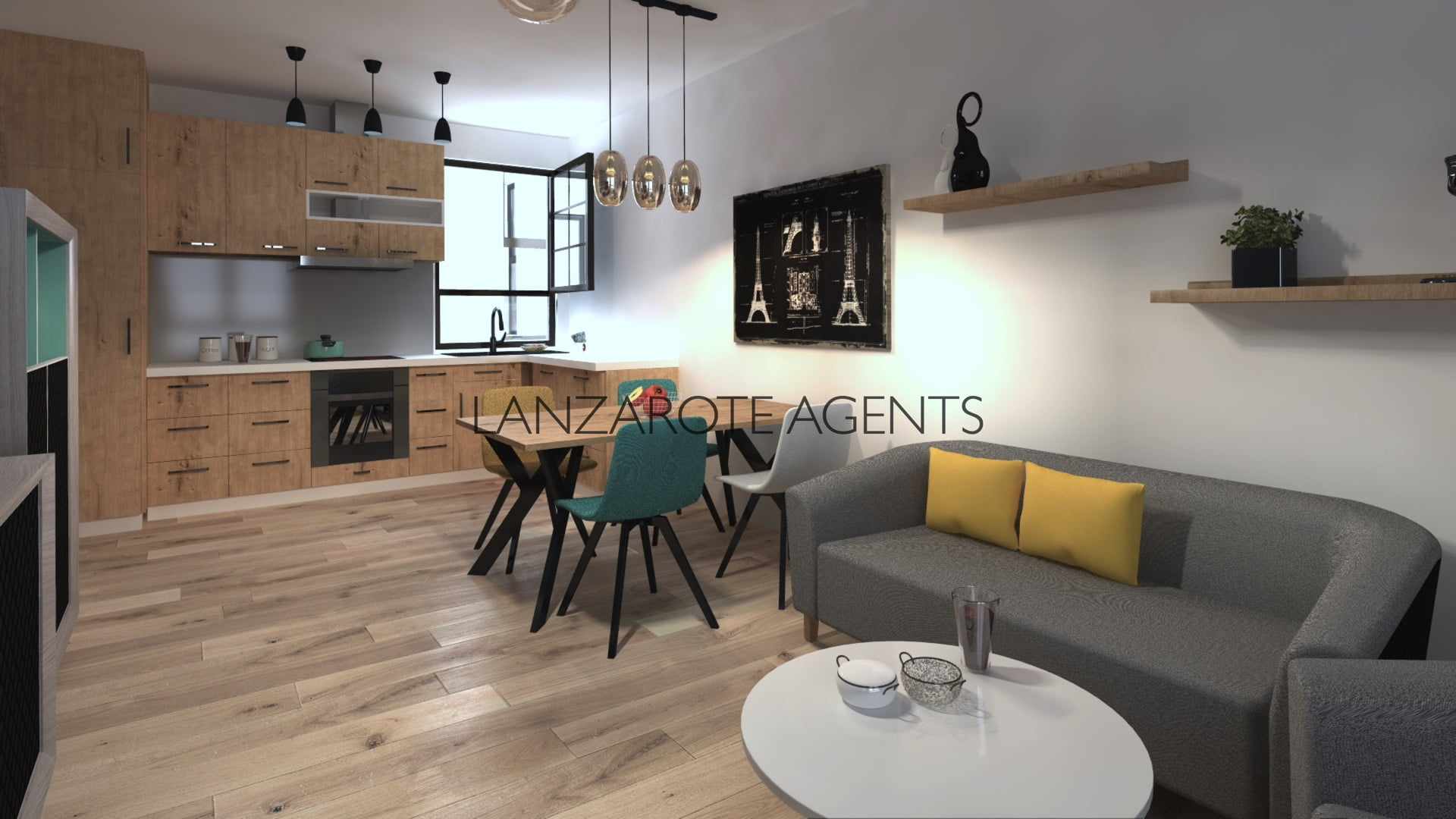 Brand New Modern Apartments in La Santa, with Huge Terrace and Potential for Rentals