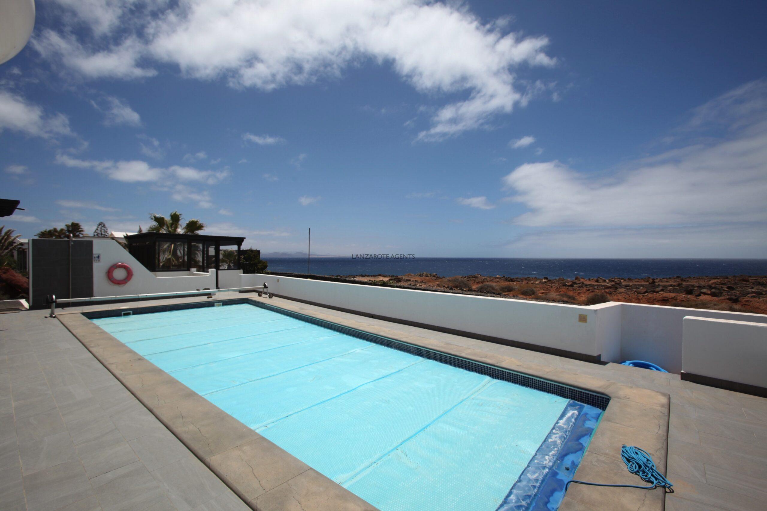 Location Location Location!!!!! FRONT LINE Detached Villa in Playa Blanca